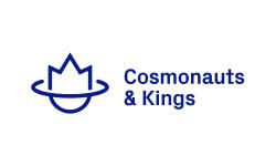Logo Cosmonauts and Kings