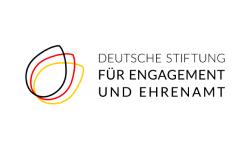 Logo Deutsche Stiftung für Engagement und Ehrenamt