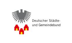 Logo Deutscher Städte und Gemeindebund