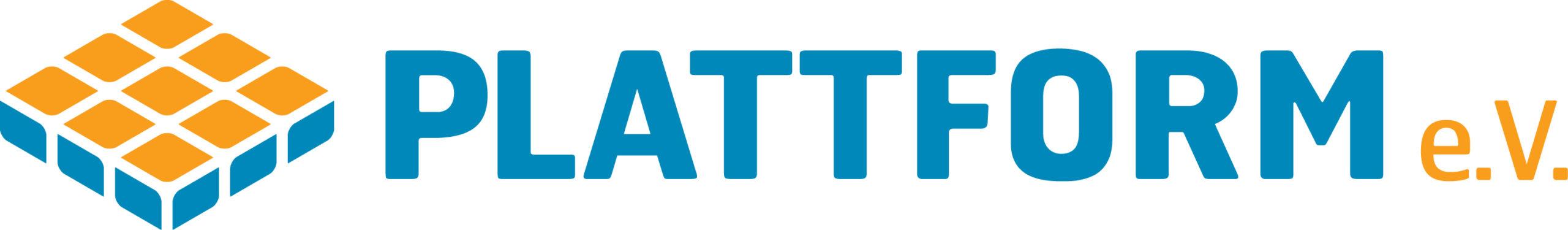 Logo Plattform e.V.