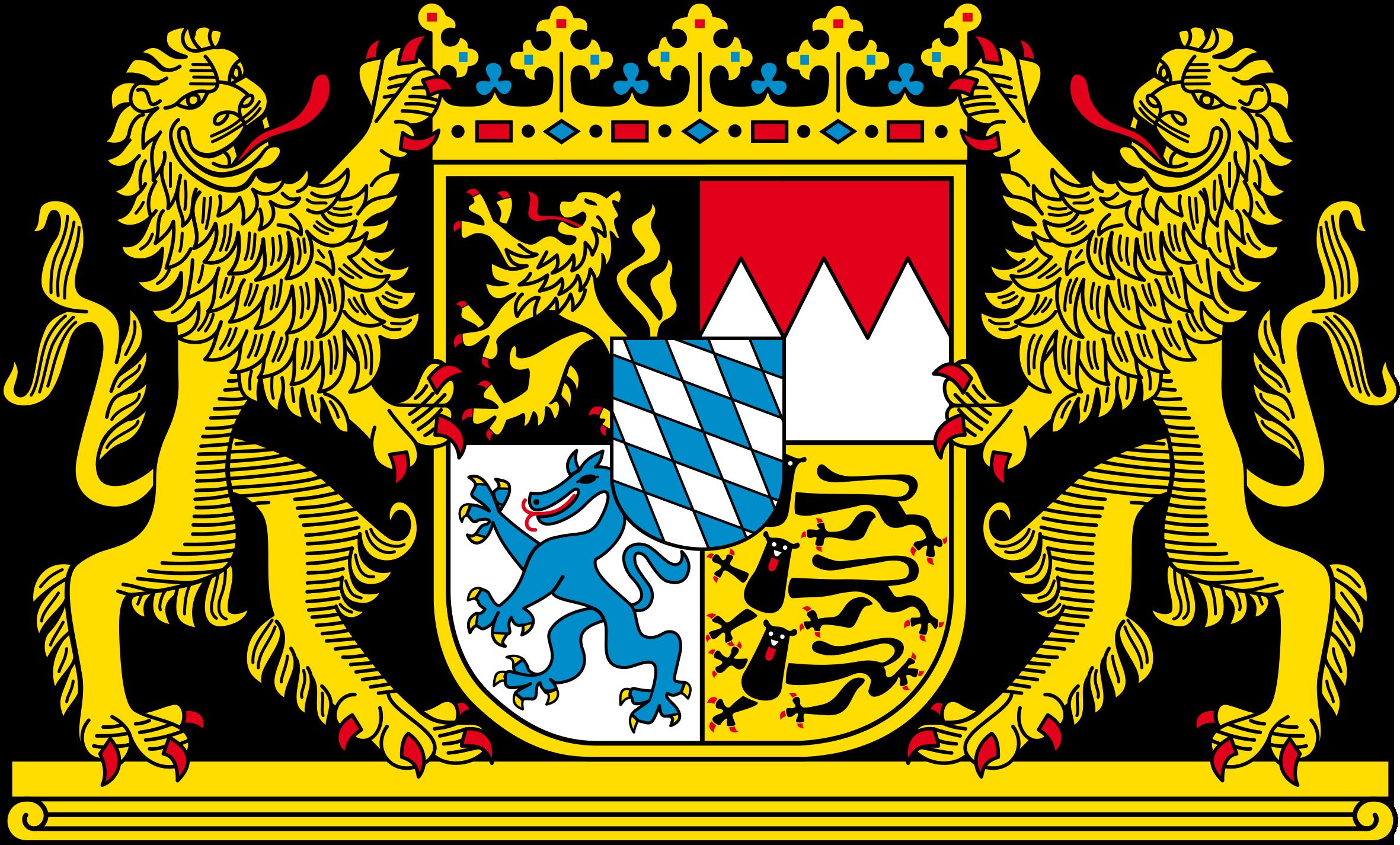Logo Freistaat Bayern