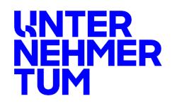 Logo UnternehmerTUM
